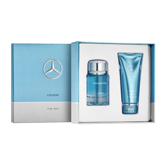 Mercedes-Benz For Men Cologne, Jeu de 2, 75 ml