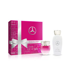 Mercedes-Benz For Women Rose, Jeu de 2