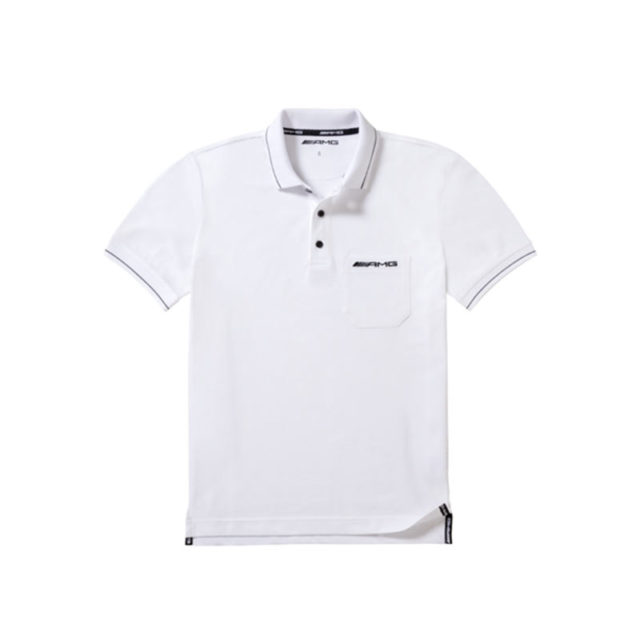 Polo Mercedes AMG homme