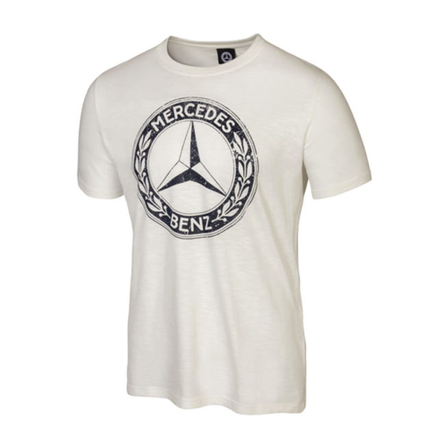T-Shirt logo Mercedes-Benz