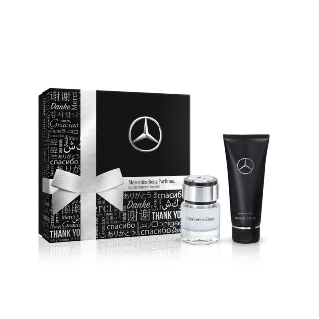 Parfum Mercedes-Benz For Men, Jeu de 2