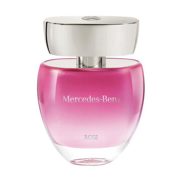 Parfum Rose, Mercedes-Benz