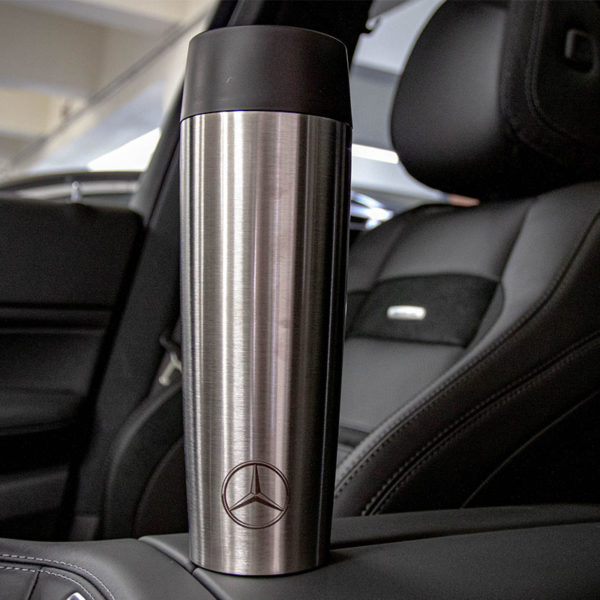 Gobelet isotherme 0,5 l- Mercedes Benz - Groupe Chevalley